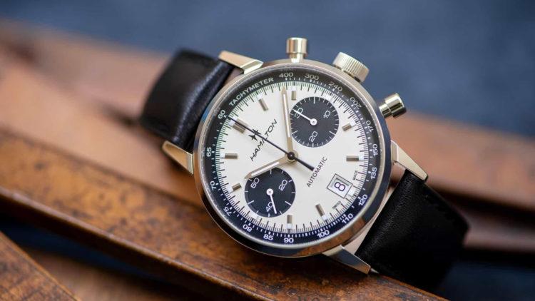 Reloj Hamilton Intra Matic Auto Chrono