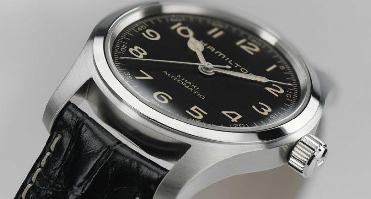 Reloj Hamilton Khaki Field Murph Auto H70605731