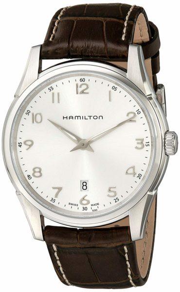 Hamilton Mens Jazzmaster Thinline Los 10 mejores relojes Hamilton de 2019