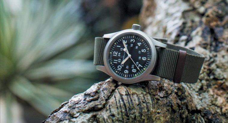 Hamilton Watches feature Los 10 mejores relojes Hamilton de 2019