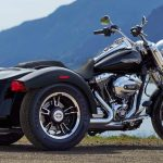 Harley Davidson FLRT Freewheeler Una mirada más cercana a la Harley-Davidson FLRT Freewheeler