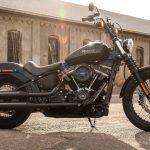 Harley Davidson Street Bob Harley Davidson Street Bob contra Harley Davidson Low Rider