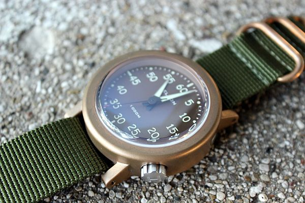 Helson Gauge Bronze 6 Los cinco mejores relojes Helson del mercado actual