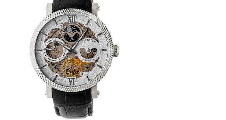 Reloj Heritor Automático Aries