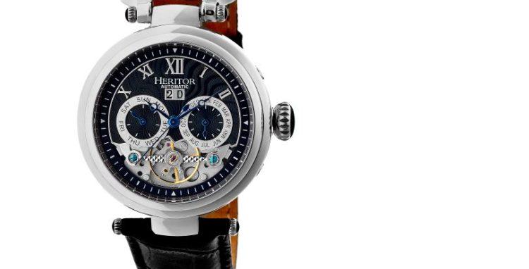 Reloj para hombre Heritor Automatic Ganzi
