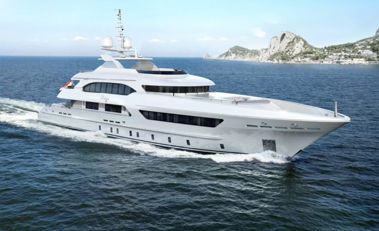 Heseen Yachts Las diez mejores empresas de yates de 2017