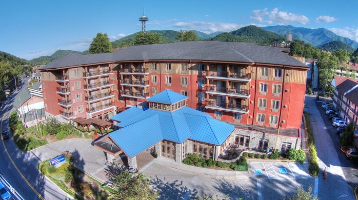 Hilton Garden Inn Gatlinburg Los 10 mejores hoteles en Gatlinburg, TN