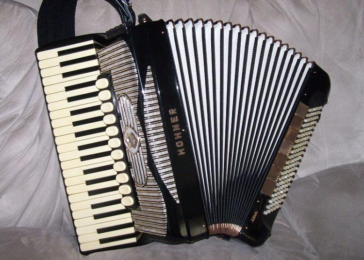Hohner Gola Los acordeones más caros jamás vendidos