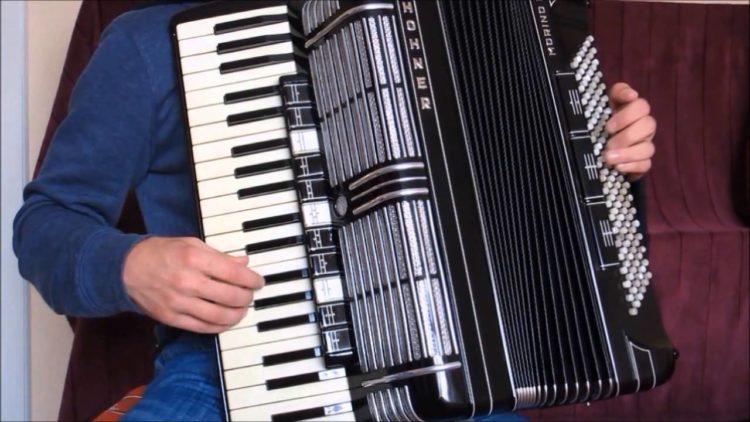 Hohner Morino IV Los acordeones más caros jamás vendidos