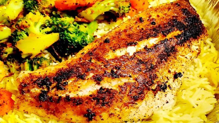 Anzuelo de mariscos y alitas