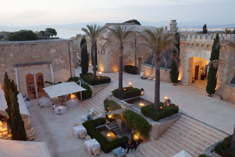 Hotel Cap Rocat Los 10 hoteles más caros de España