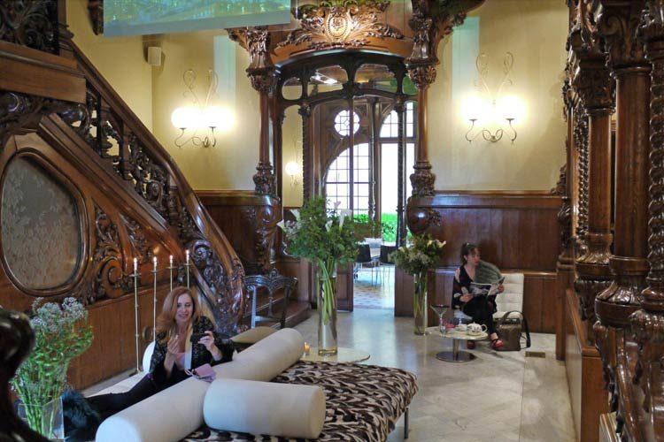 Hotel El Palauet Living Barcelona Los 10 hoteles más caros de España