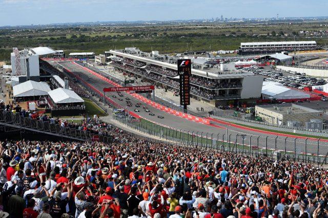 How To Experience The United States Formula One Grand Prix in Style Cómo vivir el Gran Premio de Fórmula Uno de Estados Unidos con estilo