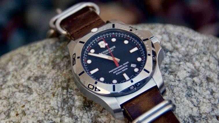 I.N.O.X. Professional Diver Los 20 mejores relojes del ejército suizo de todos los tiempos