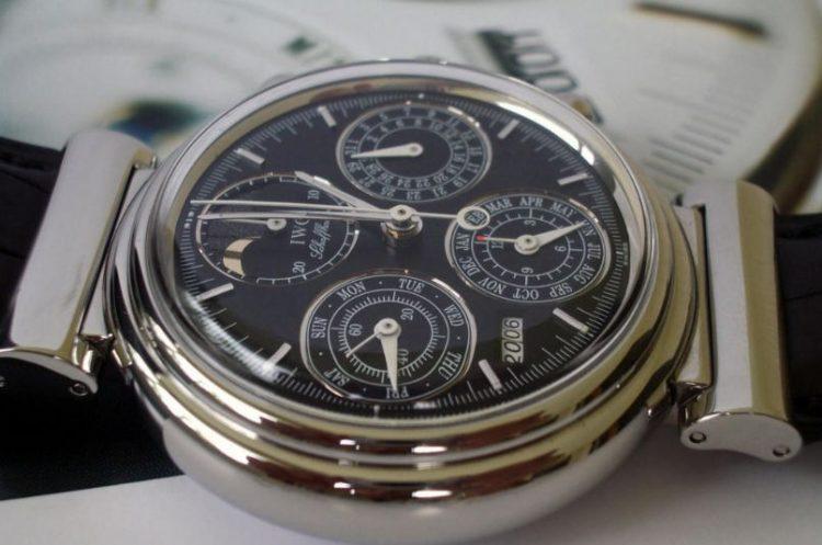 IWC Da Vinci Perpetual Calendar Chronograph Los cinco mejores relojes con calendario que debe buscar en 2017