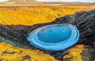 Islandia .Los 20 países más ricos de Europa 2021