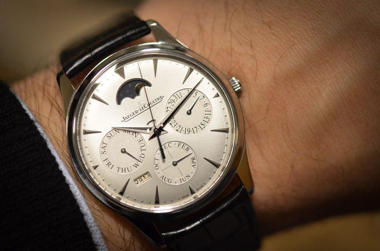 Jaeger LeCoultre Master Ultra Thin Perpetual Calendar Watch Los cinco mejores relojes con calendario que debe buscar en 2017
