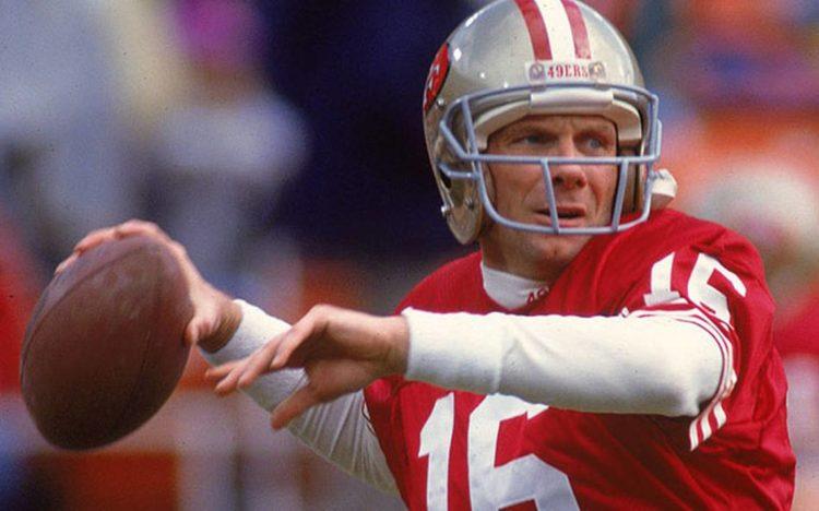 Joe Montana Los 20 mariscales de campo de la NFL más ricos de la historia
