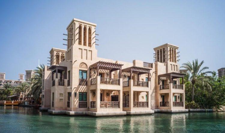 Jumeirah Dar Al Masyaf Los 20 mejores hoteles en Dubái