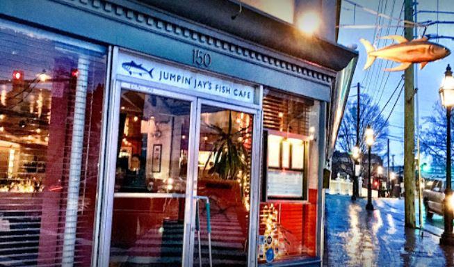Jumpin 'Jays Fish Café