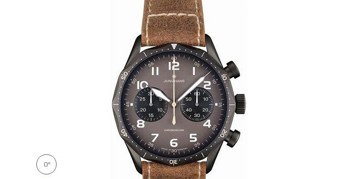 Cronoscopio piloto Junghans Meister 0273794.00