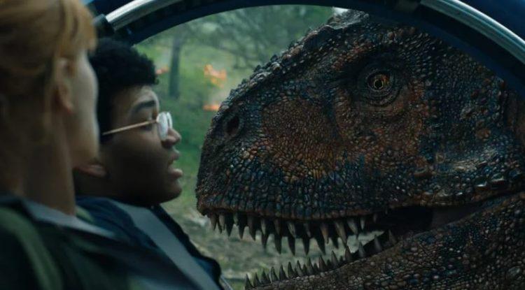 Reino caído de Jurassic World