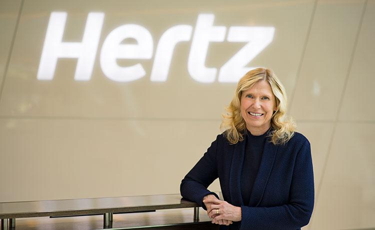 Kathryn V. Marinello 10 cosas que no sabías sobre la directora ejecutiva de Hertz, Kathryn V.Marinello
