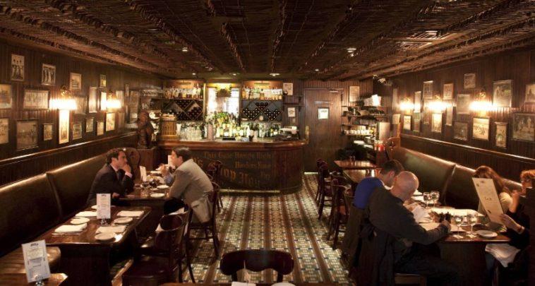 Keens Steakhouse Por qué Keens es uno de los mejores asadores de Nueva York