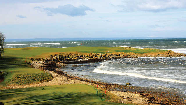 Kingsbarn golf course Los 10 campos de golf más caros del mundo para jugar