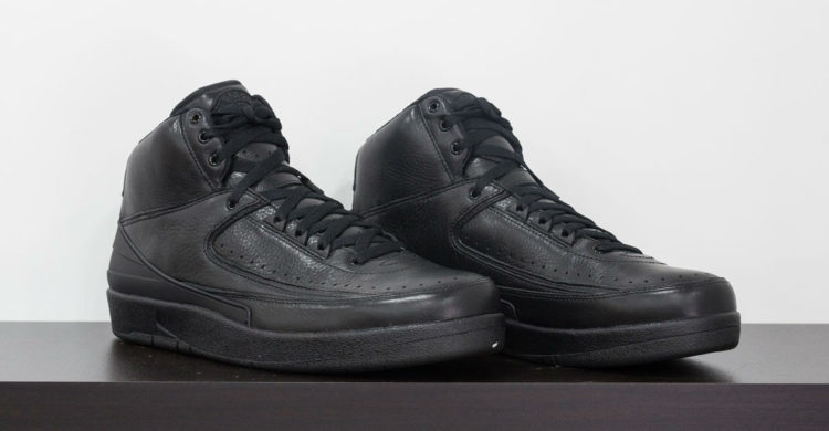 Kobe's All Black Jordan PE 1-XXX