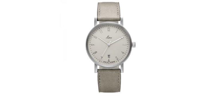 Reloj de vestir automático Laco Classic Silber 40
