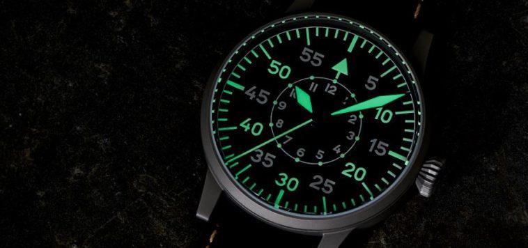 Laco Paderborn Type B Dial Los 10 mejores relojes Laco de todos los tiempos