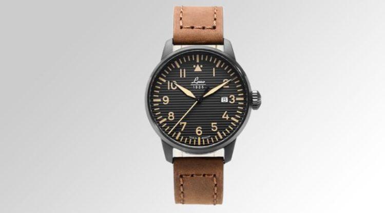 Reloj piloto de cuarzo Laco St. Gallen