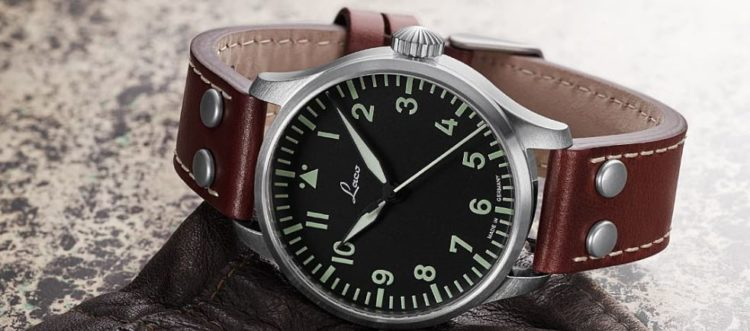 Reloj Unisex Laco Pilot Augsburg