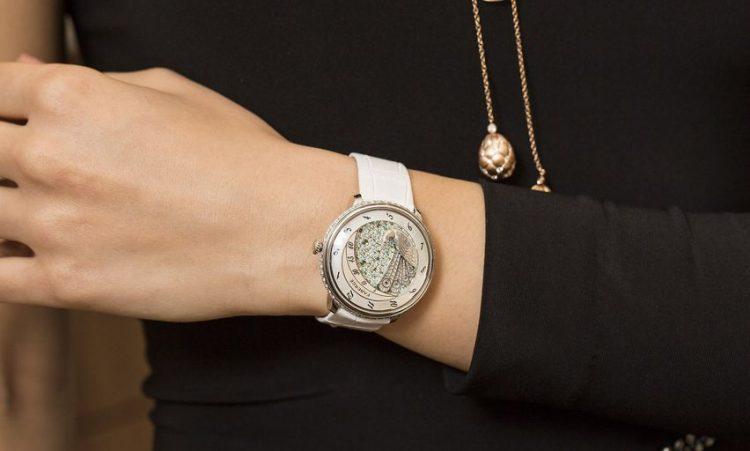 Lady Compliquee Peacock Los 7 mejores relojes para mujeres por menos de $ 500