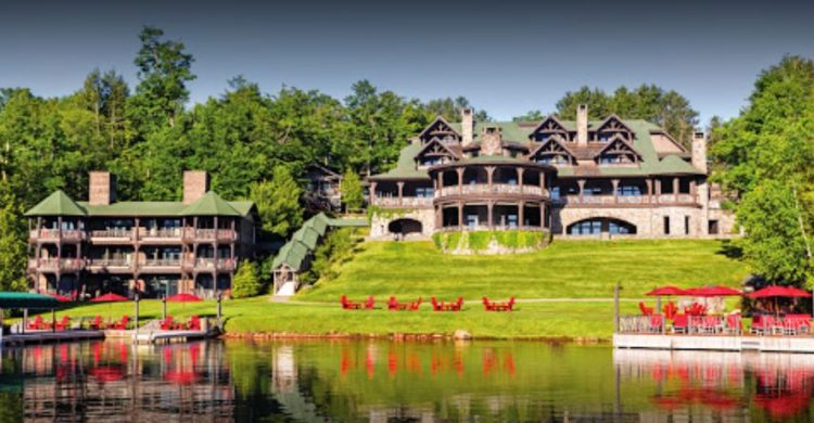 Lodge Lake Placid