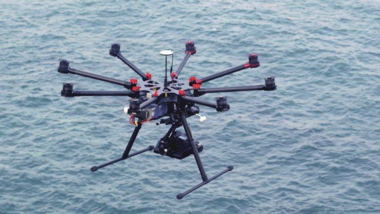 LanLan DJI S1000 Los 10 drones más caros que puedes comprar