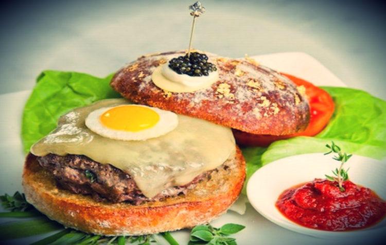 Le Burger Extravagant Seredipity 3 Las 10 hamburguesas más caras de la historia de los restaurantes