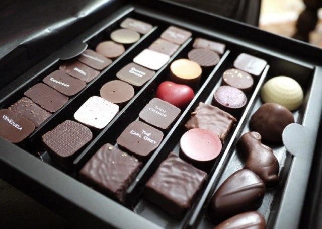 Le Grand Louis XVI by Debauve Gallais Los 10 chocolates más caros del mundo