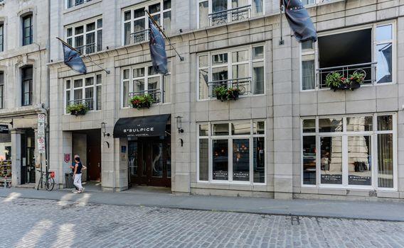 Hotel Le Saint-Sulpice Montreal