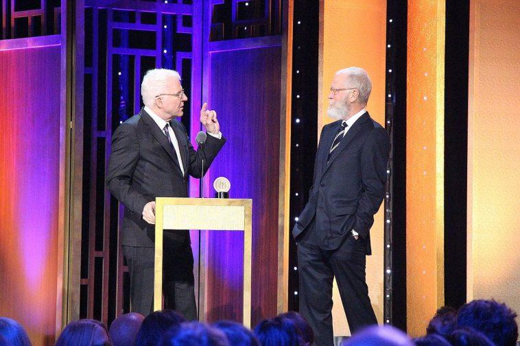Letterman Patrimonio de David Letterman $ 400 millones 2021