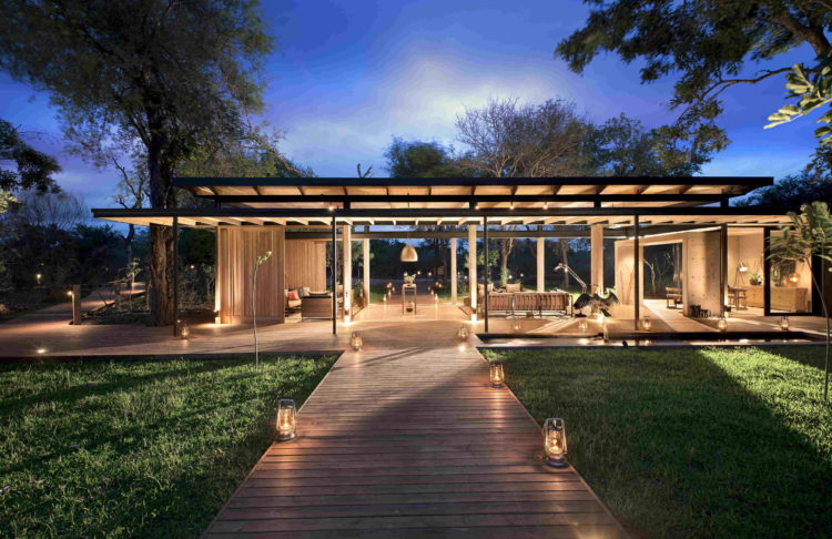 Lion Sands Ivory Lodge - Destino de safari