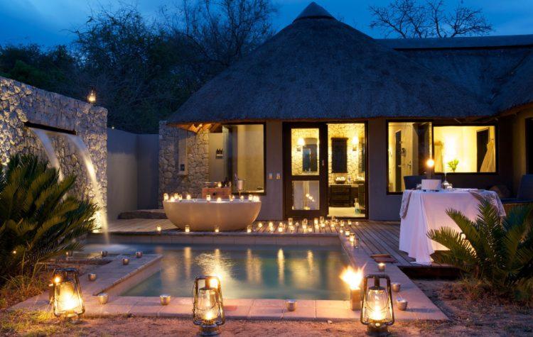Londolozi Private Granite Suites - Destino de safari