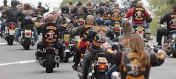Los Bandidos .Los 10 clubes de motociclistas más populares de Estados Unidos