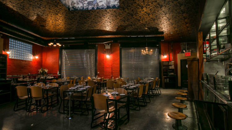 M Wells Steakhouse Nueva York
