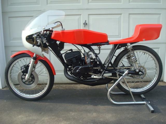 MT125R 6 Las cinco mejores motocicletas Honda de la década de 1970