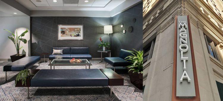 Magnolia hotel Dallas centro