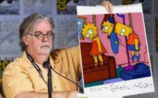 Matt Groening .Los 20 comediantes más ricos del mundo 2021