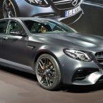 Mercedes AMG E63 Los 10 mejores sedanes deportivos para buscar en 2018