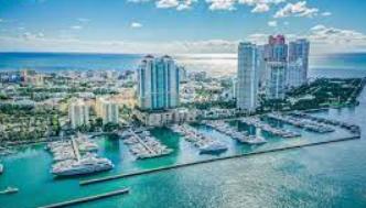 Miami Beach .Las 20 ciudades más ricas de Florida 2021